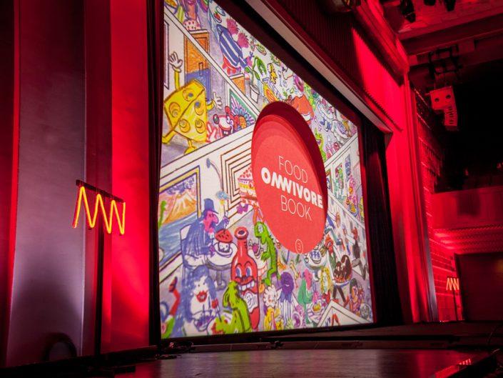 Omnivore World Tour Paris 2015