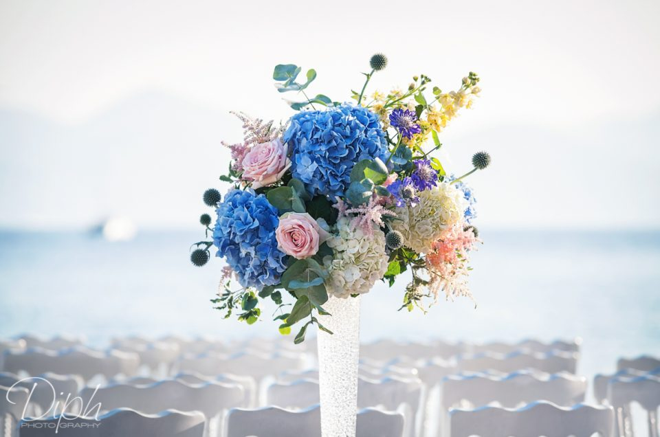 { L & M } Mariage à Cannes – Côte d'Azur