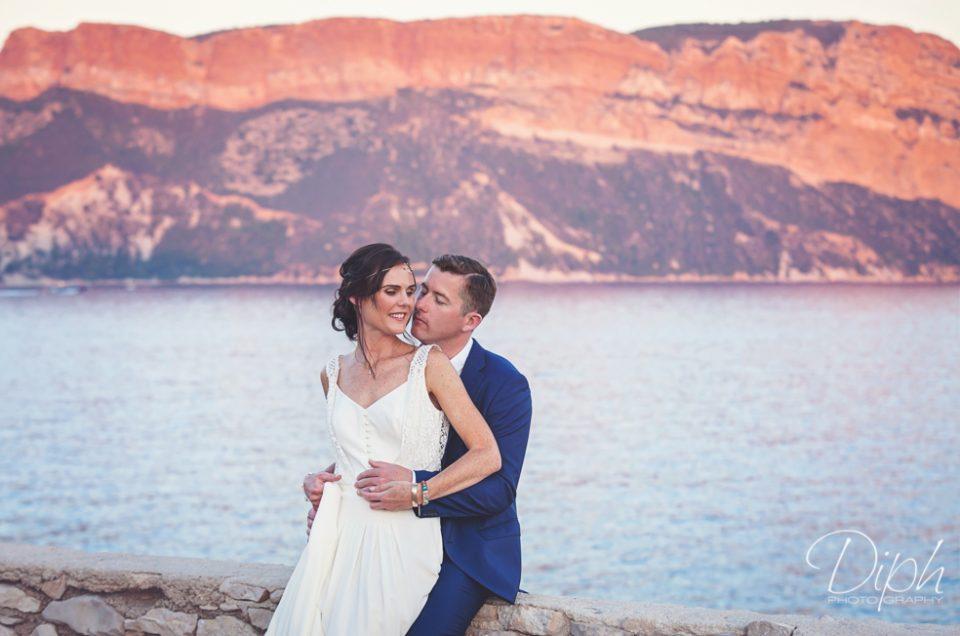 { K & A } Mariage à Cassis